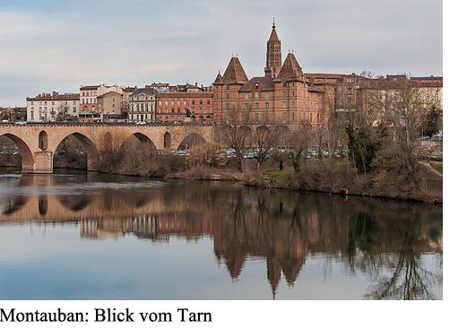 Montauban - vue du Tarn